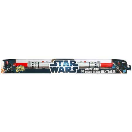 Star Wars Darth Maul Double Bladed Lightsaber