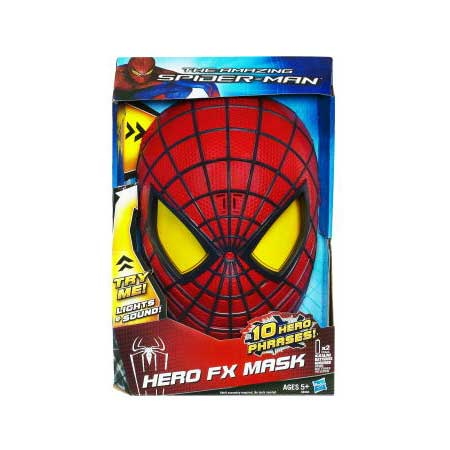Amazing Spider-Man Hero FX Mask