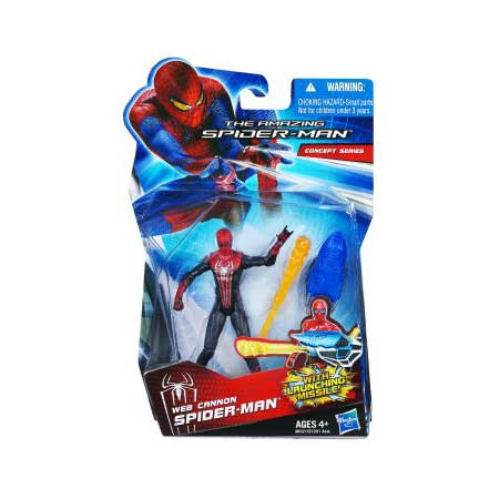 Amazing Spider-Man Grappling Hook Spider-Man