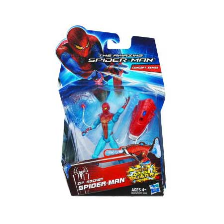 Amazing Spider-Man Zip Rocket Spider-Man