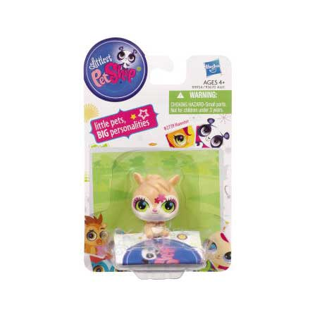 Littlest Pet Shop #2739 Hamster