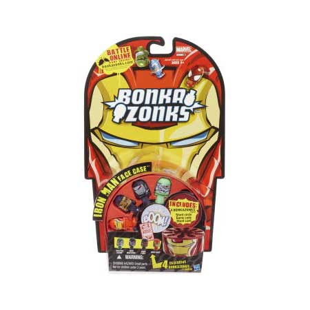 Bonkazonks Marvel Iron Man Face Case