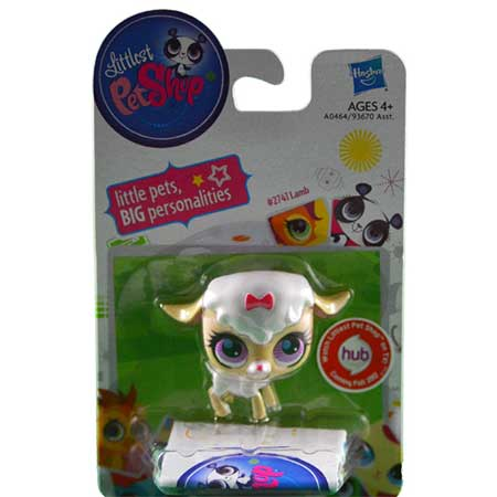 Littlest Pet Shop #2741 Lamb
