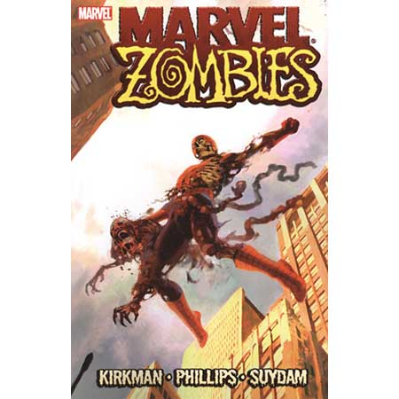 Marvel Zombies Spider-Man Cover