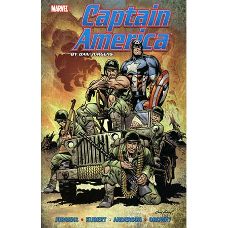 Captain America By Dan Jurgens Vol 1