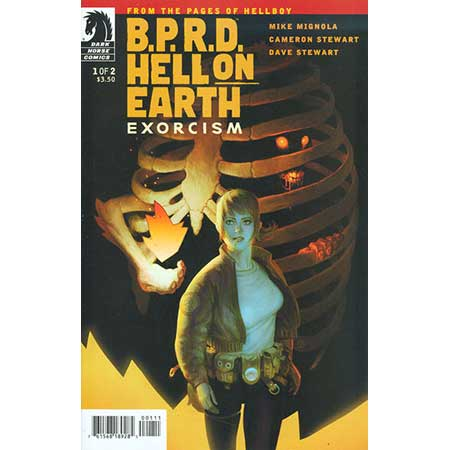 B.P.R.D. Hell On Earth Exorcism #1