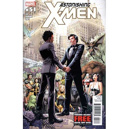 Astonishing X-Men #51