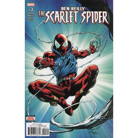 Ben Reilly Scarlet Spider #3