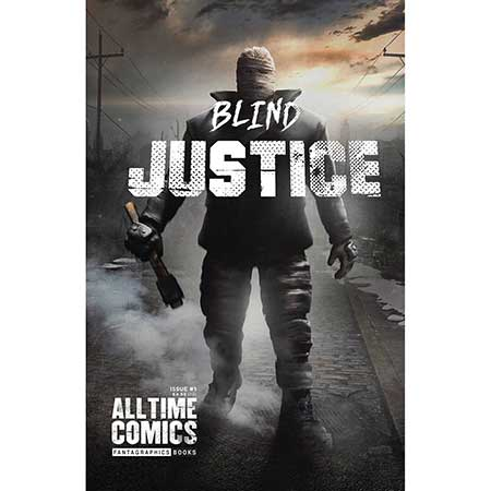 All Time Comics Blind Justice #1