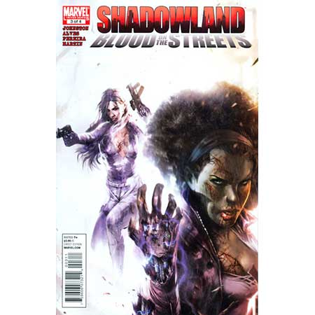 Shadowland Blood On Streets #3