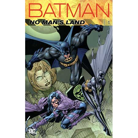Batman No Mans Land Vol 1