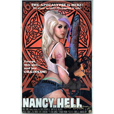 Nancy In Hell (On Earth)
