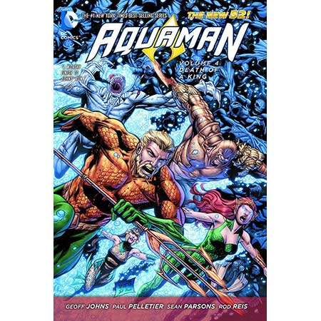Aquaman Vol 4 Death Of A King