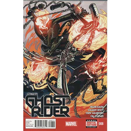 All New Ghost Rider #8