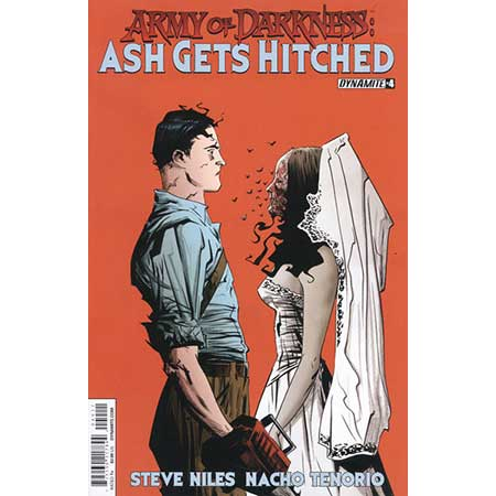 Army Of Darkness Hitched #4