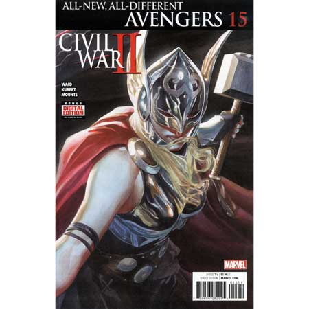 All New All Different Avengers #15