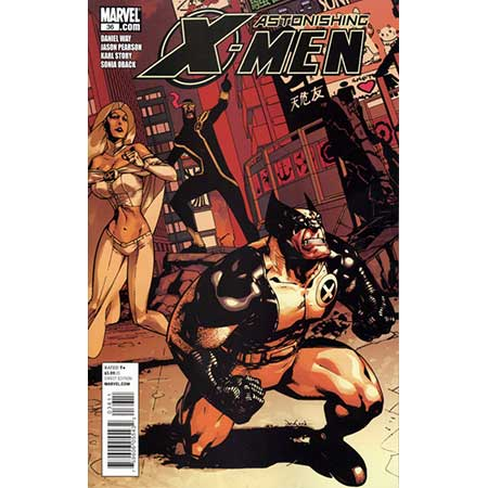 Astonishing X-Men #36