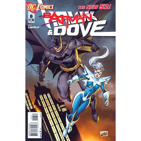 Hawk And Dove #6