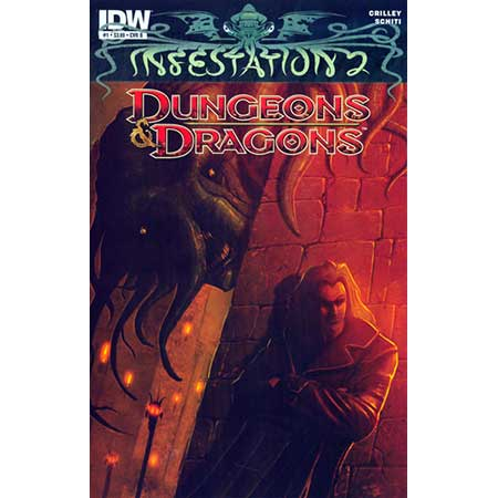 Infestation 2 Dungeons & Dragons #1