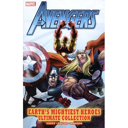Avengers Earths Mightiest Heroes Ult Col