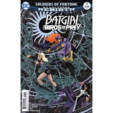 Batgirl And The Birds Of Prey #7