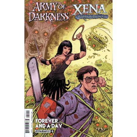 Army Of Darkness Xena Forever And A Day #5