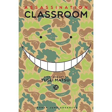 Assassination Classroom Vol 14