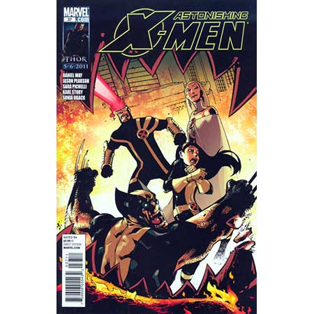 Astonishing X-Men #37