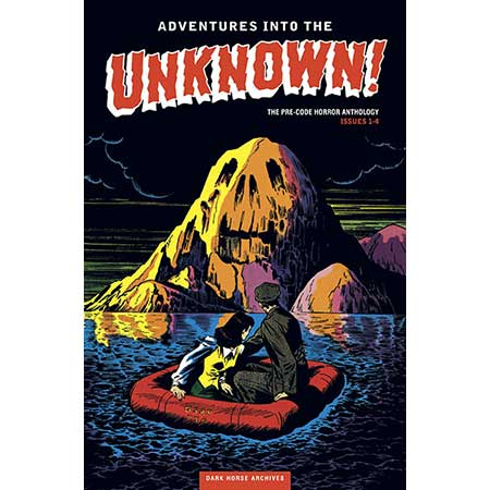 Adventures Into The Unknown Archives Vol 1