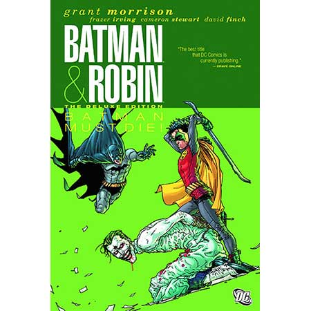 Batman And Robin Vol 3 Batman Robin Must Die