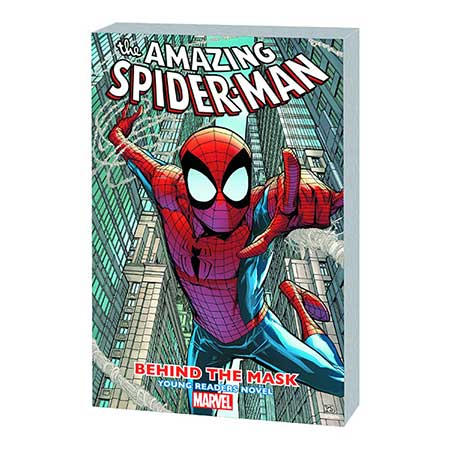Amazing Spider-Man Vol 1 Behind Mask
