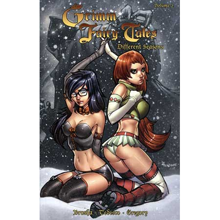 Grimm Fairy Tales Different Seasons Vol 02