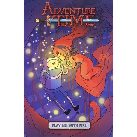 Adventure Time Original Vol 1 Playing Fire