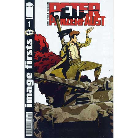 Image Firsts Peter Panzerfaust #1