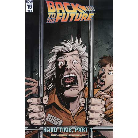 Back To The Future #19