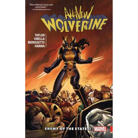 All New Wolverine Vol 3 Enemy Of State II