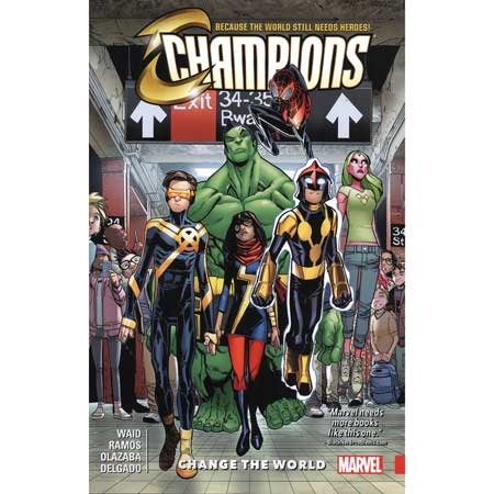 Champions Vol 1 Change World
