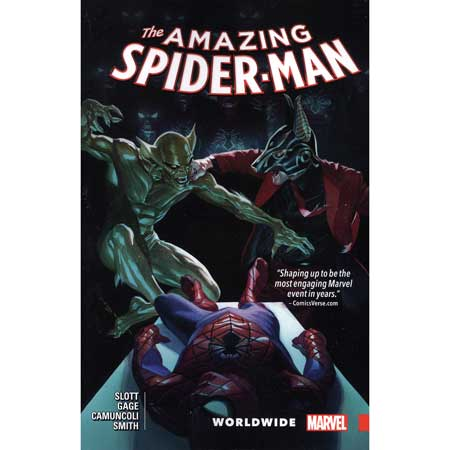 Amazing Spider-Man Vol 5 Worldwide