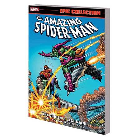 Amazing Spider-Man Epic Collection Goblins Last Stand