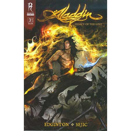 Aladdin Legacy Of The Lost #3