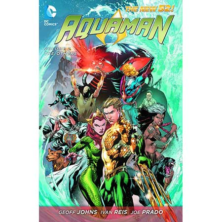 Aquaman Vol 2 The Others