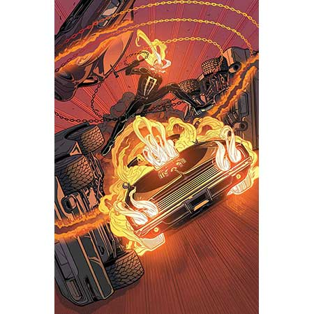 All New Ghost Rider #12