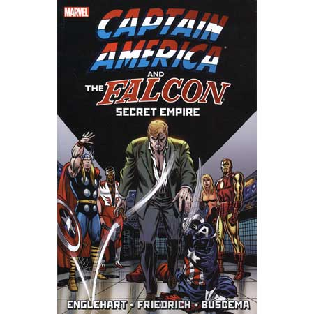Captain America Falcon Secret Empire