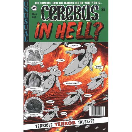 Cerebus In Hell #3