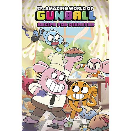 Amazing World Gumball Vol 3 Recipe Disaster