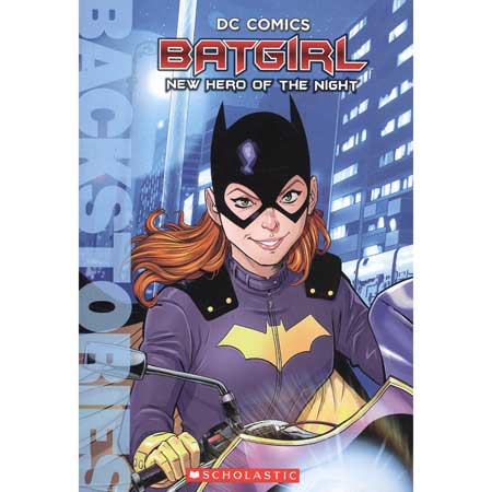 Batgirl New Hero Of The Night