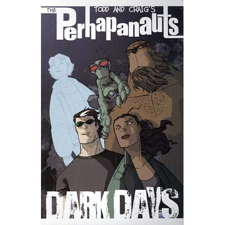 Perhapanauts Vol 00 Dark Days