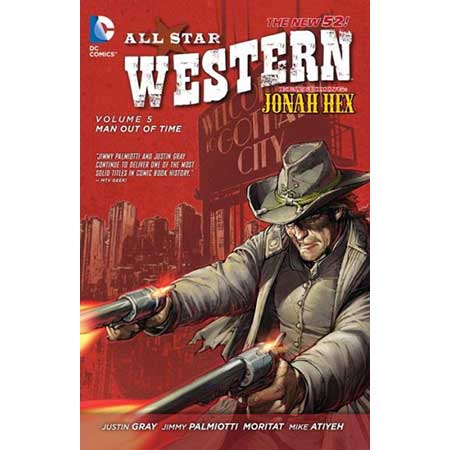 All Star Western Vol 5 Man Out Of Time