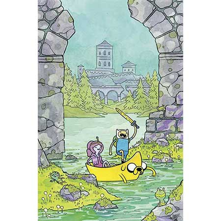 Adventure Time #32 Subscription Howard Variant