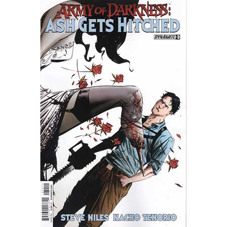 Army Of Darkness Hitched #3